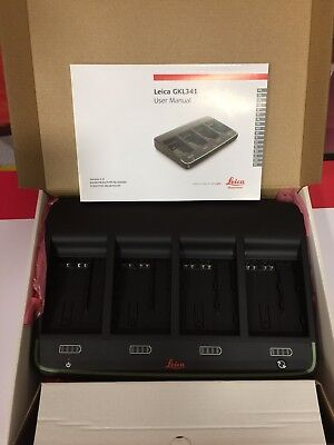 Leica Gkl341 Intelligent Battery Charger  799187