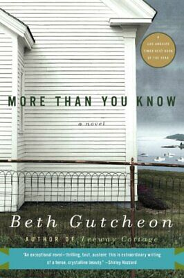 More Than You Know by Gutcheon, Beth Book The Fast Free Shipping
