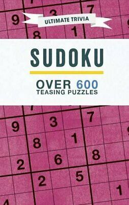 Ultimate Trivia Sudoku by Parragon 1474818463 The Fast Free Shipping