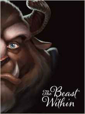 Disney Villains: The Beast Within, New, Serena Valentino Book