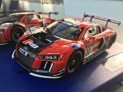"Carrera Digital 132 30770 Audi R8 LMS ""Audi Sport Team, No. 10"" NEU OVP BOX"