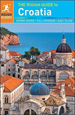 The Rough Guide to Croatia (Rough Guides) by Rough Guides Book The Cheap Fast