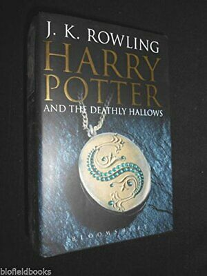 Harry Potter And The Deathly Hallows. by Rowling, J. K. Book The Fast Free