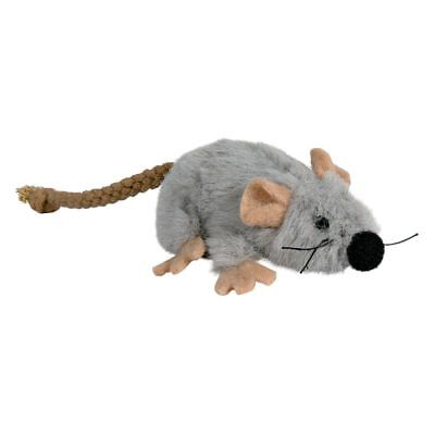 Cat Toy Plush Mouse with Catnip