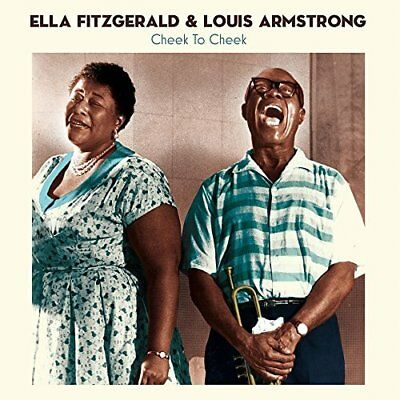 Ella Fitzgerald & Louis Arm...-Cheek To Cheek  VINYL NEW