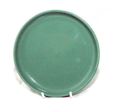 Denby Pottery Manor Green Pattern Side Plate 17cm Dia made in Stoneware