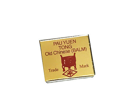Pau Yuen Tong Old Chinese Balm Delay Plus Control, Authentic, Free Shipping