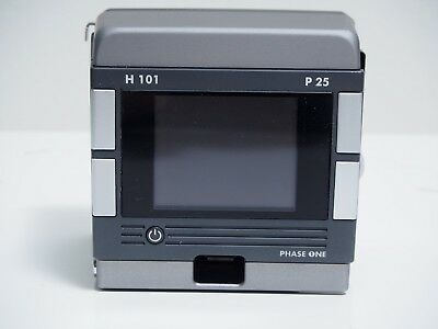 Phase One P25 H101 Hasselblad H System Digital Back 22mpix CCD  Excelent