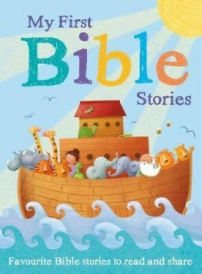 My First Bible Stories by Anna Jones 9781848692268 (Board book, 2016)