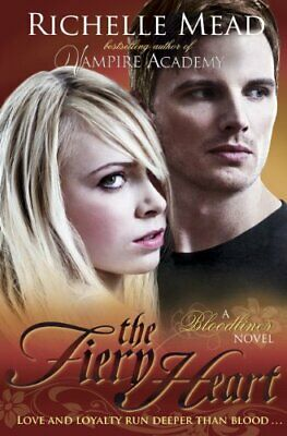 Bloodlines: The Fiery Heart (book 4) by Mead, Richelle Book The Cheap Fast Free