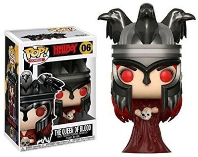Funko Pop Comics Hellboy Hellboy W Jacket New Toy Vinyl