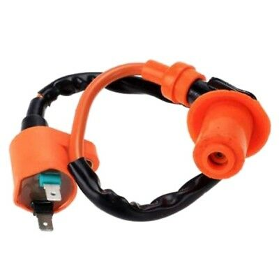 Q4 Racing Ignition Coil # Spark Plug # CDI GY6 50cc 125cc 150cc Scooter Modified