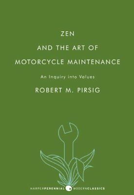 Zen and the Art of Motorcycle Maintenance: An Inqu