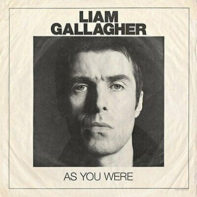 Liam Gallagher - As You Were - Liam Gallagher CD DSVG The Cheap Fast Free Post