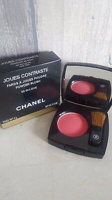 Chanel Rouge 55 In Love