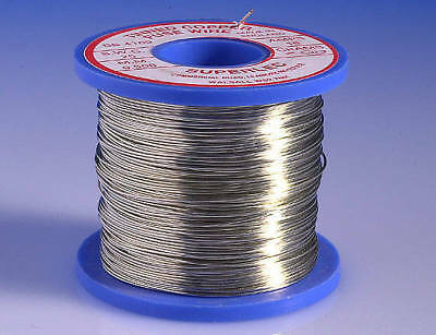 5 Amp Tinned Copper Fuse Wire 35 SWG 100g
