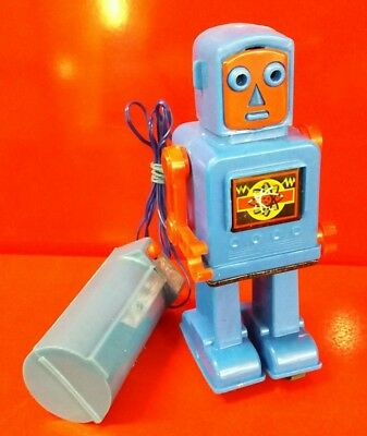 Yoshiya Electric Remote Control VENUS ROBOT Vintage Tin Robot made in Japan