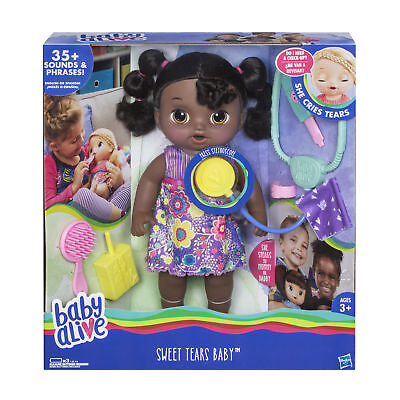 Baby Alive Sweet Tears Baby Cad 53 07 Picclick Ca