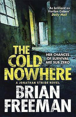 The Cold Nowhere by Brian Freeman (Paperback)