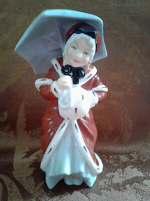 ROYAL DOULTON Miss Muffet Figurine Bone China England HN1936 - Retired 1967