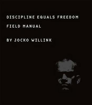 NEW Discipline Equals Freedom By Jocko Willink Hardcover Free Shipping