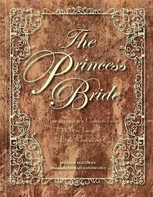 NEW The Princess Bride By William Goldman Hardcover Free Shipping