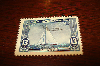 #216 - Canada - Canadian stamp - used