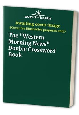 The Western Morning News Double Crossword Book Paperback Book The Cheap Fast