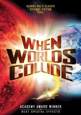When Worlds Collide [New DVD] Dolby, Dubbed, Subtitled, Widescreen