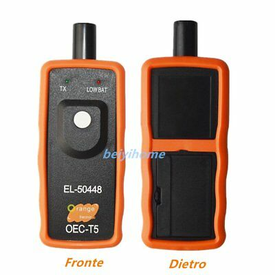 El-50448 TPMS Learning System Programming tool tool for GM Opel TPM activation Z