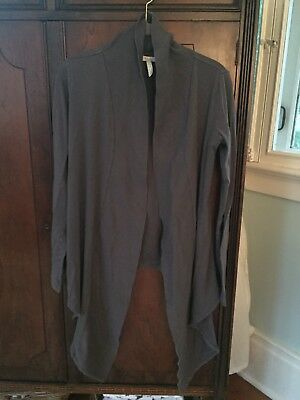Old Navy Maternity Size Small Gray Cardigan Wrap