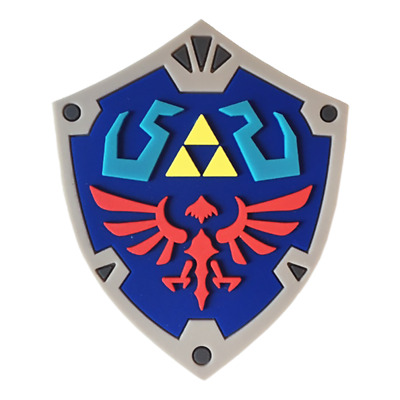 The Legend of Zelda - Hylian Shield Magnet - Loot - BRAND NEW