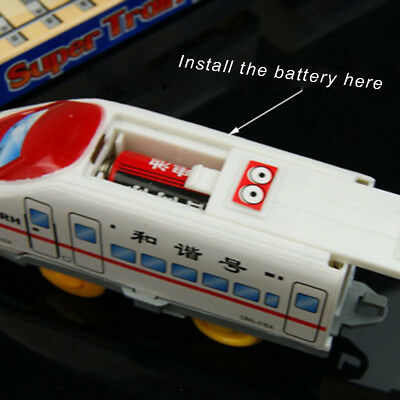 Part Toys  Harmony  Train 1 Pcs  Small  New  Children Electric Group