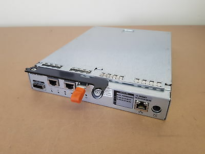 Dell PowerVault MD3600i MD3620i Dual Port 10GbE iSCSI Controller 0M6WPW M6WPW