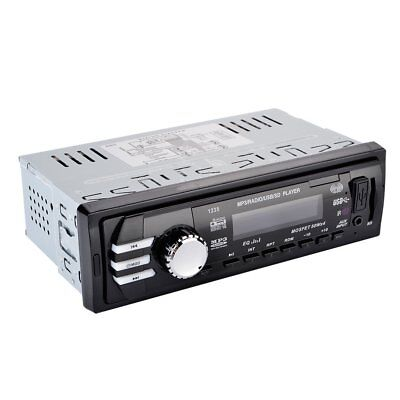 Top Quality Car Audio Stereo In Dash FM With Mp3 Player USB SD Input AUX Receive