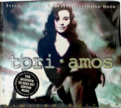 Tori Amos - Tori Amos Interview CD/Book - Tori Amos CD 72VG The Cheap Fast Free