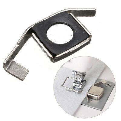 2pcs Magnetic Seam Guide Domestic Sewing Machine Foot For Brother Singer US