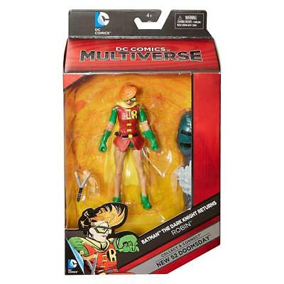 Dc Comics Multiverse Robin New 52 Doomsday Action Figure