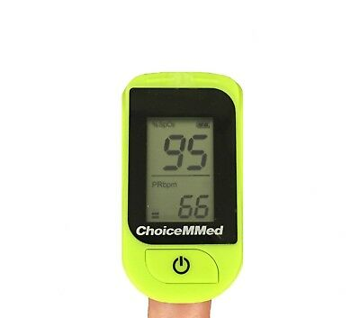 MD300C15D Fingertip Pulse Oximeter SpO2 Sats Monitor For Home Use