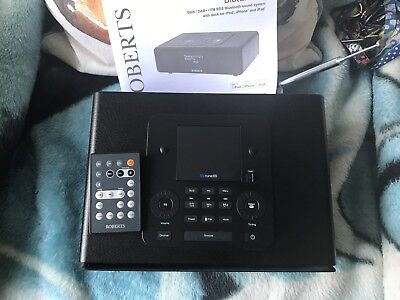 Roberts Blutune 65 DAB/FM Bluetooth Sound System With iPod/iPhone/iPad Dock