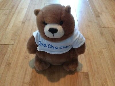 Proctor and Gamble P&G Charmin bear in tshirt advertising novelty