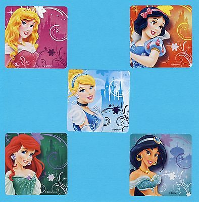 15 Disney Princess Enchanted Tales - Large Stickers -  Snow White, Cinderella