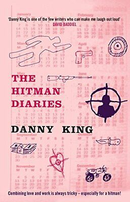 The Hitman Diaries by King, Danny Paperback Book The Fast Free Shipping