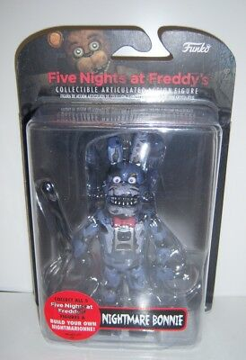 Five Nights at Freddy's Nightmare Bonnie Series 2 - New In Package - Funko
