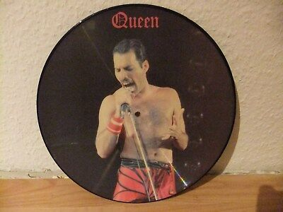 Queen Limited Edition Interview  Picture Disc Mm 1218