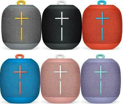 Logitech UE WONDERBOOM Super Portable Waterproof Bluetooth Speaker