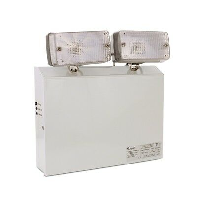 Economy Emergency Twin Spots with LED Lamps - LED ETS