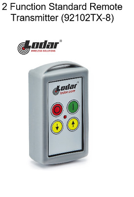 2 Function Remote For Lodar 9000