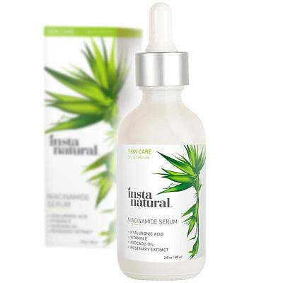 InstaNatural Niacinamide Serum Vitamin E for Dry & Dehydrated skin (60 ml)
