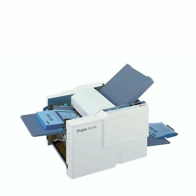 Duplo DF 915 Table Top Friction Paper Folder